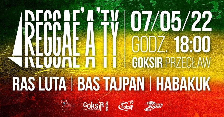 Reggae, a Ty? - koncert Habakuk, Bas Tajpan, Ras Luta