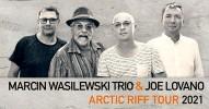 Marcin Wasilewski Trio & Joe Lovano Arctic Riff Tour 2021