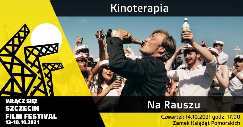 GRANICE KINA / Kinoterapia / SeFF 2021: Na Rauszu
